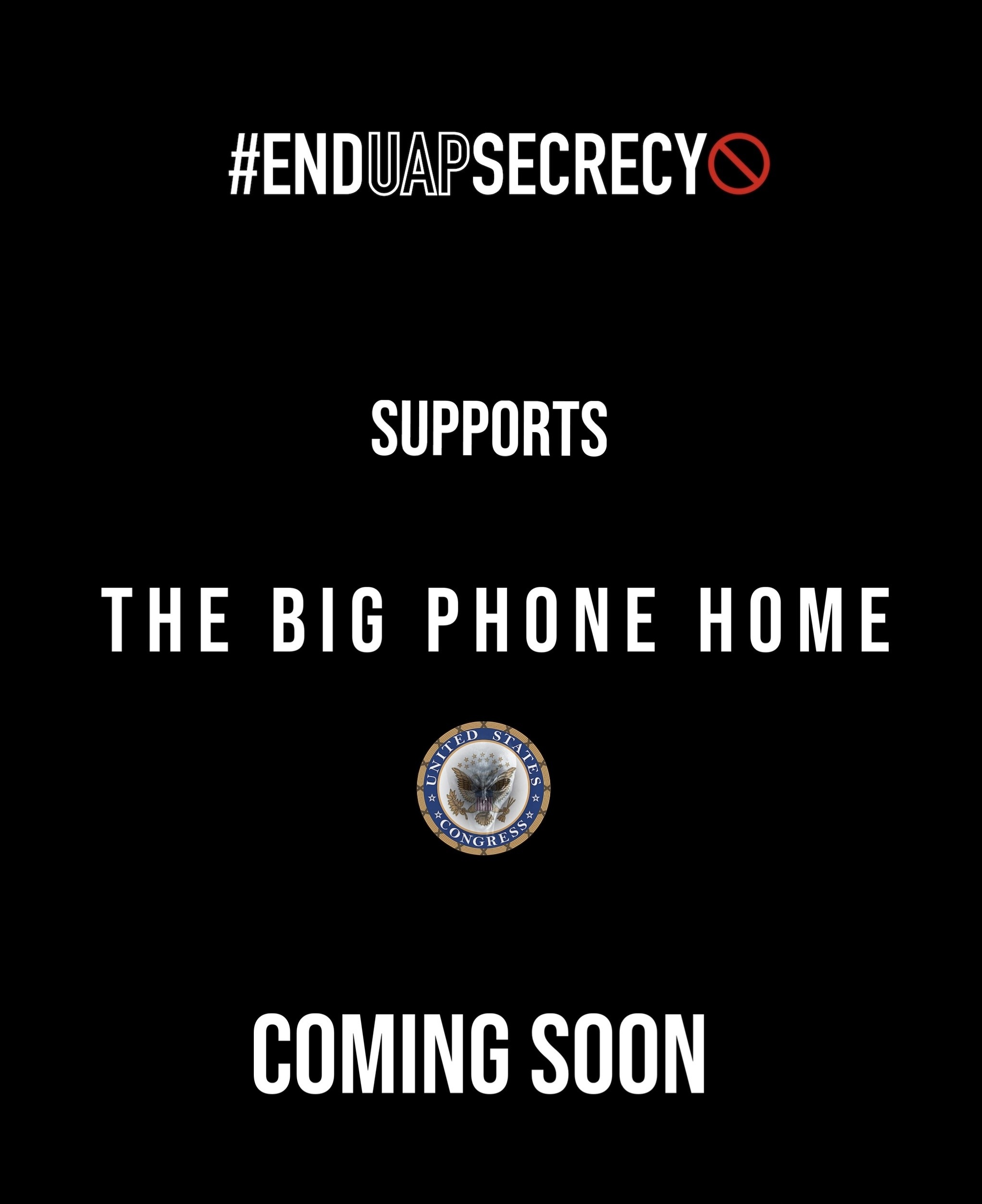 'The Big Phone Home' project and reframing Ufology to UAP - The Unidentified